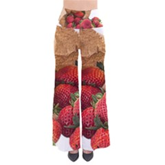 Strawberries Fruit Food Delicious Pants by Nexatart