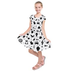 Rebus Kids  Short Sleeve Dress