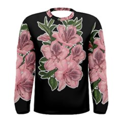 Orchid Men s Long Sleeve Tee