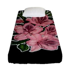 Orchid Fitted Sheet (single Size)
