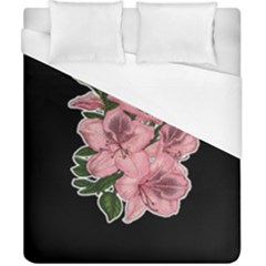 Orchid Duvet Cover (california King Size) by Valentinaart