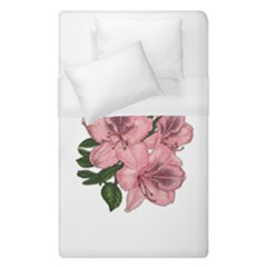 Orchid Duvet Cover (single Size) by Valentinaart
