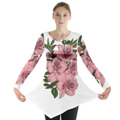 Orchid Long Sleeve Tunic