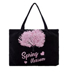 Spring Blossom  Medium Tote Bag by Valentinaart