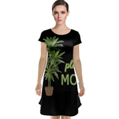 Plant Mom Cap Sleeve Nightdress