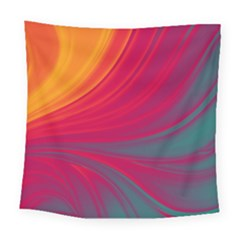 Colors Square Tapestry (large) by ValentinaDesign