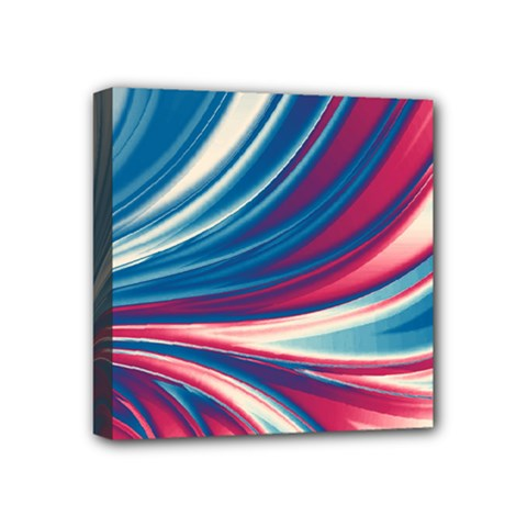 Colors Mini Canvas 4  X 4  by ValentinaDesign