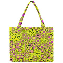 Bubble Fun 17d Mini Tote Bag by MoreColorsinLife