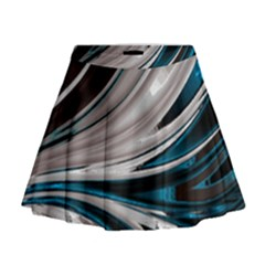 Colors Mini Flare Skirt