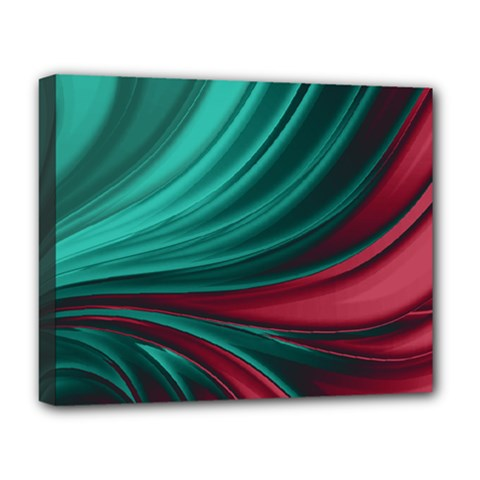 Colors Deluxe Canvas 20  X 16   by ValentinaDesign