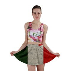 Vintage Flag   Italia Mini Skirt