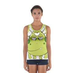 The Most Ugly Alien Ever Women s Sport Tank Top