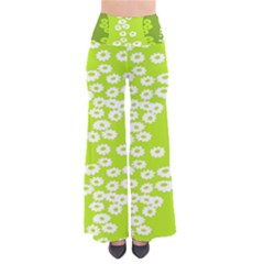 Sunflower Green Pants by Mariart