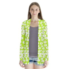 Sunflower Green Cardigans by Mariart