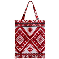 Fabric Aztec Classic Tote Bag by Mariart