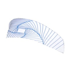 Spirograph Pattern Drawing Design Stretchable Headband