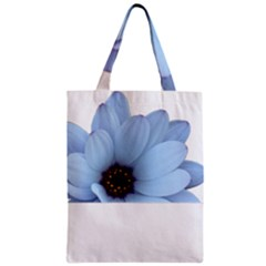 Daisy Flower Floral Plant Summer Zipper Classic Tote Bag by Nexatart