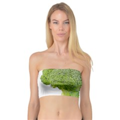 Broccoli Bunch Floret Fresh Food Bandeau Top by Nexatart