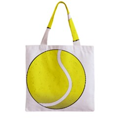 Tennis Ball Ball Sport Fitness Grocery Tote Bag