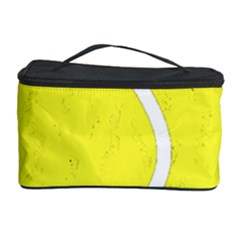 Tennis Ball Ball Sport Fitness Cosmetic Storage Case by Nexatart