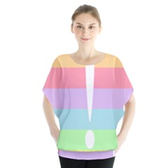 Condigender Flags Blouse by Mariart