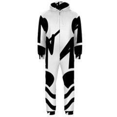 326715c6099c Cropped Kayak Graphic Race Paddle Black Water Sea Wave Beach Hooded Jumpsuit  (men) by
