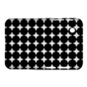 Dotted Pattern Png Dots Square Grid Abuse Black Samsung Galaxy Tab 2 (7 ) P3100 Hardshell Case  View1