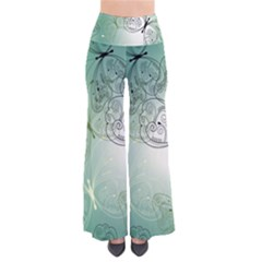 Glass Splashback Abstract Pattern Butterfly Pants by Mariart