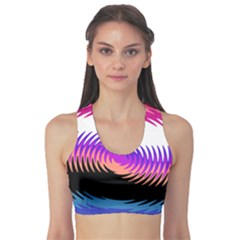 Mutare Mutaregender Flags Sports Bra by Mariart