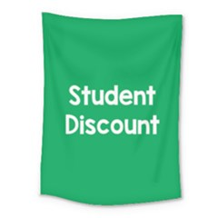 Student Discound Sale Green Medium Tapestry by Mariart