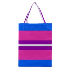 Transgender Flags Classic Tote Bag by Mariart