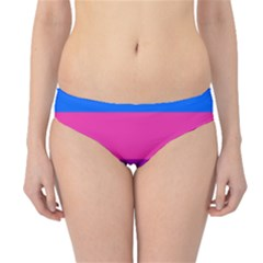 Transgender Flags Hipster Bikini Bottoms