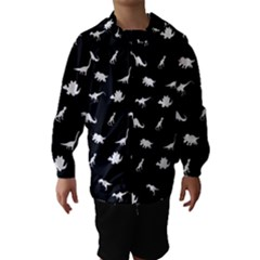 Dinosaurs Pattern Hooded Wind Breaker (kids)
