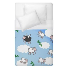 Sweet Dreams  Duvet Cover (single Size) by Valentinaart