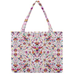 Otomi Vector Patterns On Behance Mini Tote Bag