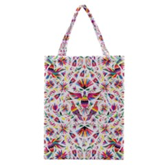 Otomi Vector Patterns On Behance Classic Tote Bag