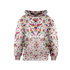 Otomi Vector Patterns On Behance Kids  Pullover Hoodie