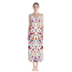 Otomi Vector Patterns On Behance Chiffon Maxi Dress by Nexatart