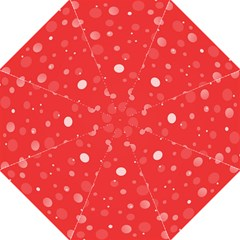 Decorative Dots Pattern Golf Umbrellas by ValentinaDesign