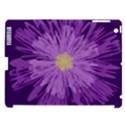 Purple Flower Floral Purple Flowers Apple iPad 3/4 Hardshell Case (Compatible with Smart Cover) View1