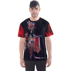 the Firebird    Men s Sport Mesh Tee by livingbrushlifestyle
