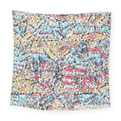 Colorful Paint           Fleece Blanket by LalyLauraFLM