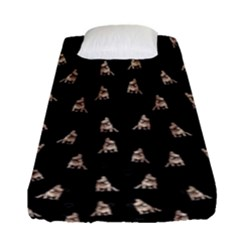 French Bulldog Fitted Sheet (single Size)