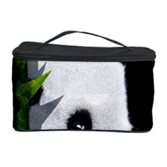 Panda Cosmetic Storage Case by Valentinaart