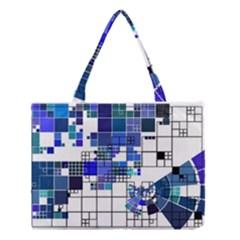 Design Medium Tote Bag by Nexatart