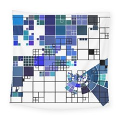 Design Square Tapestry (large) by Nexatart