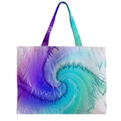 Background Colorful Scrapbook Paper Zipper Mini Tote Bag by Nexatart