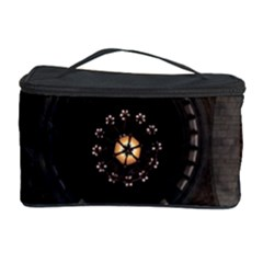 Pattern Design Symmetry Up Ceiling Cosmetic Storage Case by Nexatart