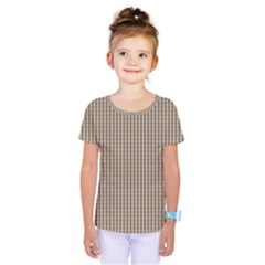 Pattern Background Stripes Karos Kids  One Piece Tee by Nexatart