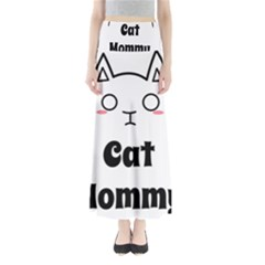 Love My Cat Mommy Maxi Skirts by Catifornia